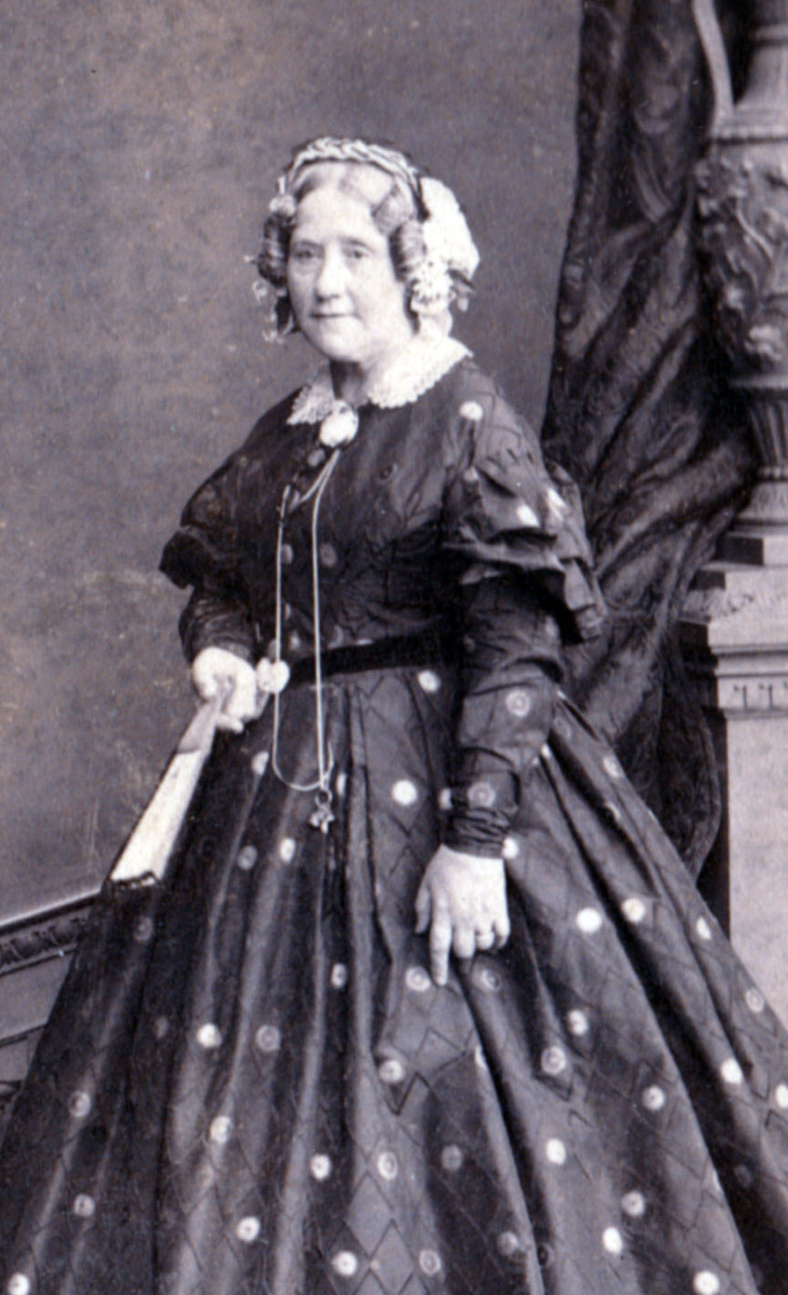 15. Mrs W B Marianne Eagles 1863comp
